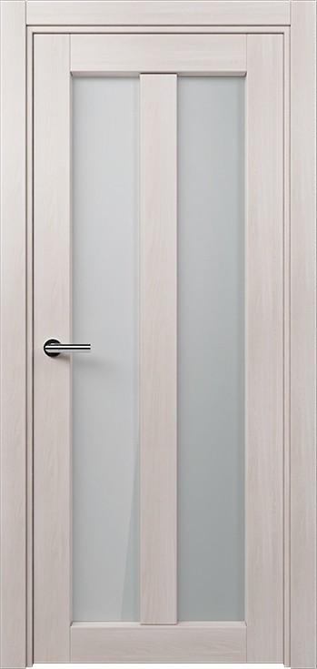 Межкомнатная дверь белый ясень #7