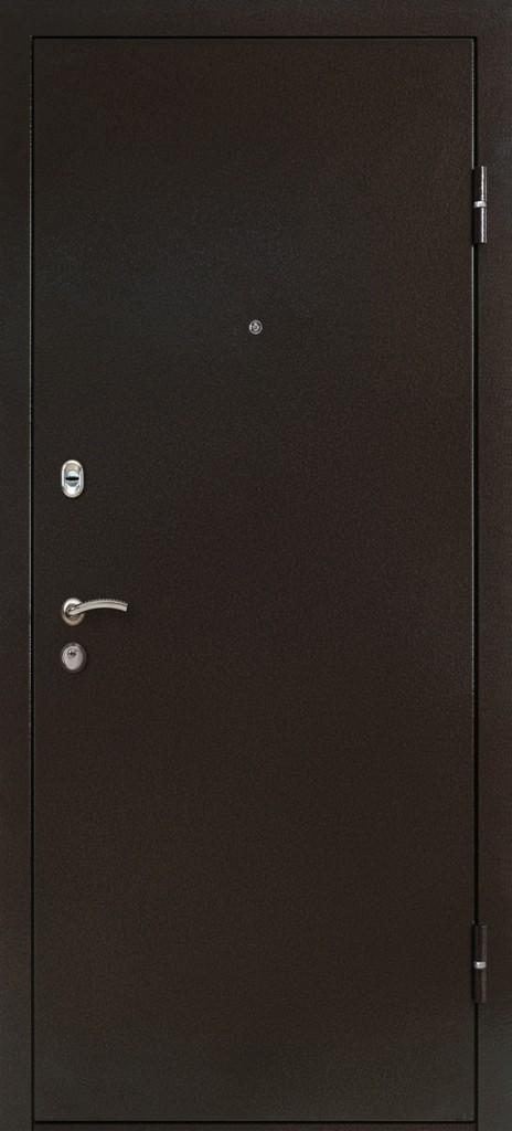 утеплённые металлические двери чехов