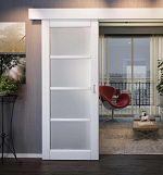 фотография раздвижной двери Волховец