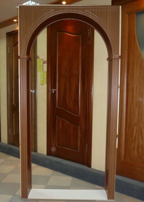 Межкомнатная дверь из мдф своими руками фото